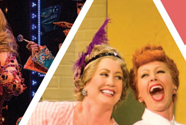 Providence Performing Arts Center Season Brochure