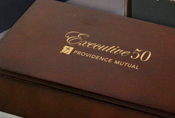 Providence Mutual Executive 50 Promotion